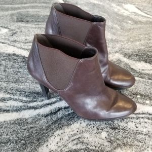 Stuart Weitzman Shoes - Stuart Weitzman! Super Cute Brown Ankle Boots!